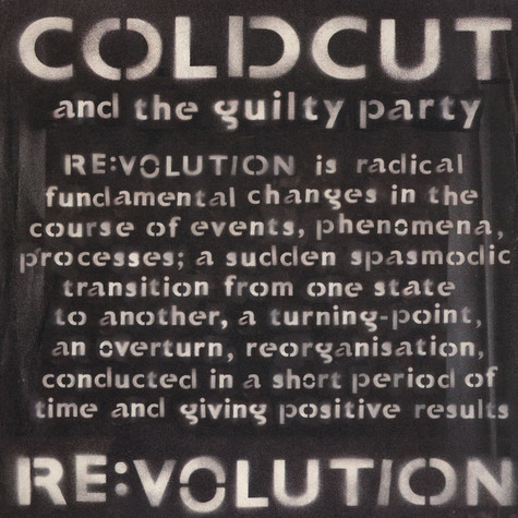 Coldcut - Re:volution