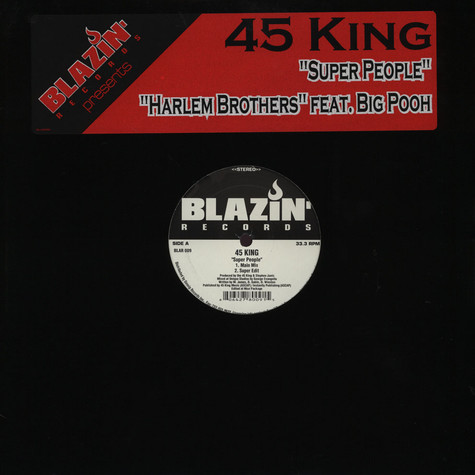 45 King - Super people