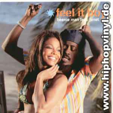 Beenie Man - Feel it boy