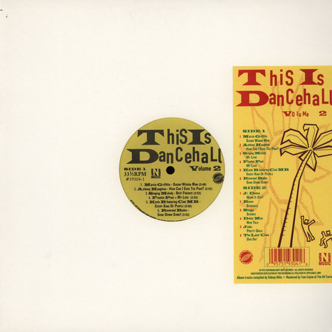 V.A. - This is dancehall vol. 2