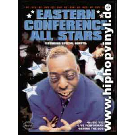 Eastern Conference All Stars - DVD