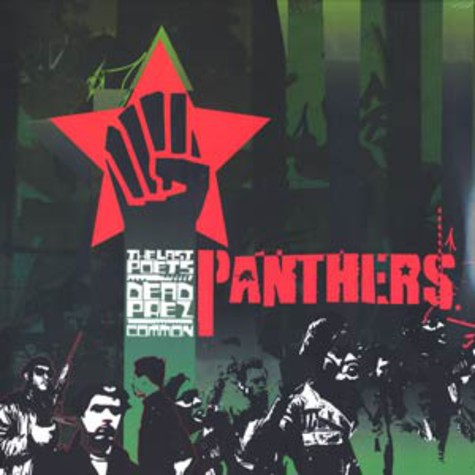 Dead Prez, Common & Last Poets - Panthers