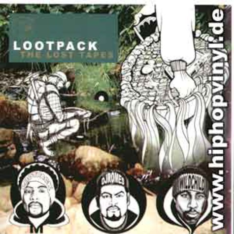 Lootpack - The Lost Tapes