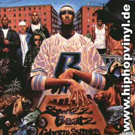 Swizz Beatz - Ghetto stories