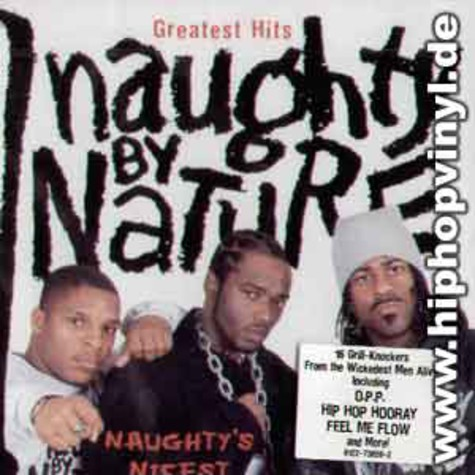 Naughty By Nature - Greatest hits