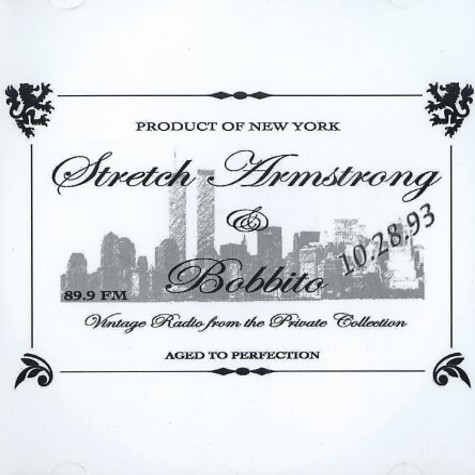 Stretch Armstrong & Bobbito - Product of new york - the stretch & bobbito show