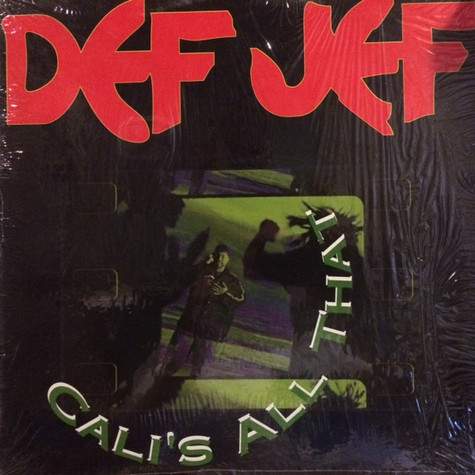 Def Jef - Cali's all that