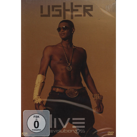 Usher - Live evolution 8701