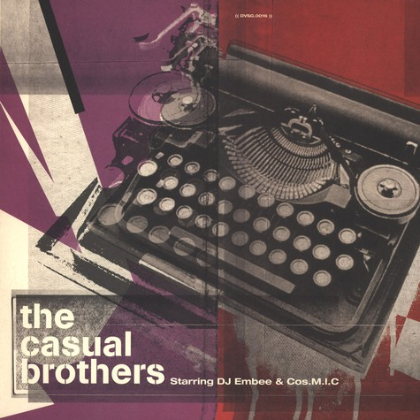 Casual Brothers - Casual brothers EP