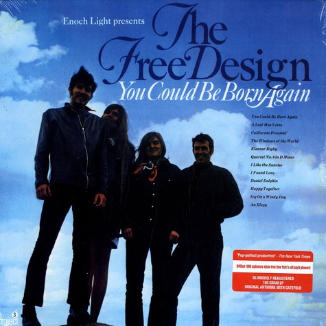 Free Design, The - You Could Be Born Again