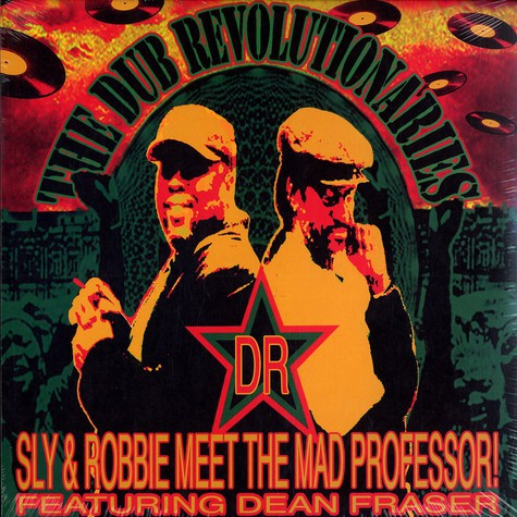 Sly & Robbie meet The Mad Professor - The dub revolutionaries feat. Dean Fraser
