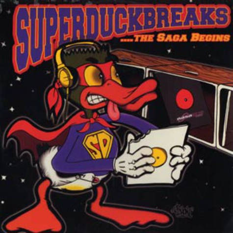 Super Duck Breaks - ...the saga begins