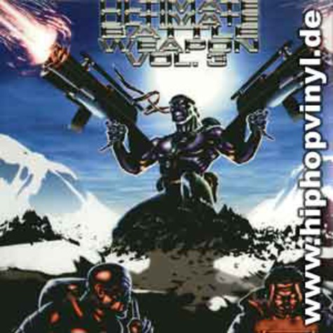 DJ Rectangle - Ultimate Battle weapon vol. 3
