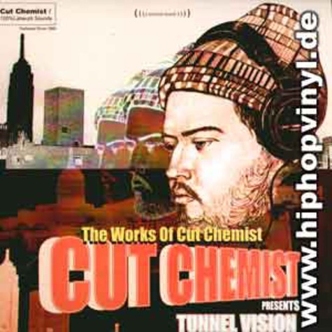 Cut Chemist - Tunnel vision