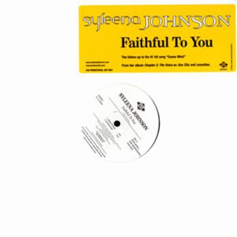 Syleena Johnson - Faithful to you