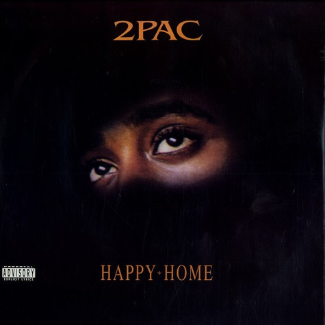 2Pac - Happy + Home