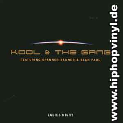 Kool & The Gang - Ladies night feat. Sean Paul