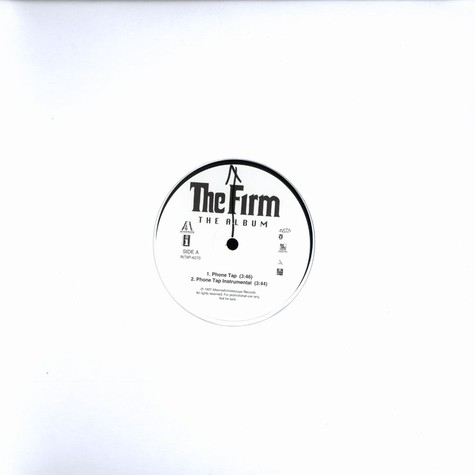 Firm, The - Phone tap