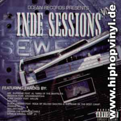 Ocean Records presents - Inde Sessions Vol.1
