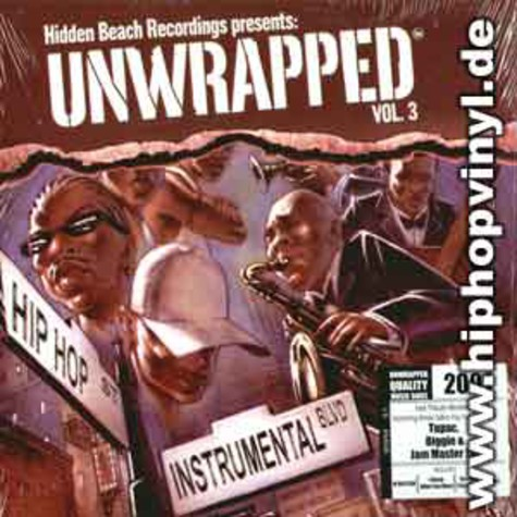 V.A. - Unwrapped volume 3