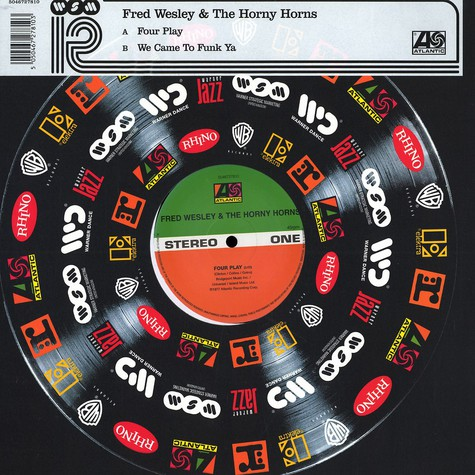 Fred Wesley & The Horny Horns - Four play