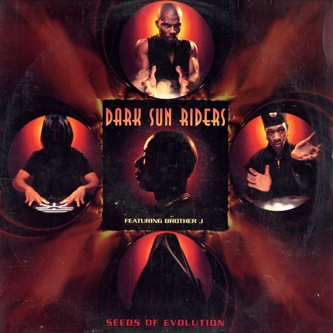 Dark Sun Riders - Seeds of evolution