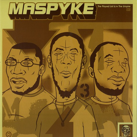 Maspyke - The Played List / The Umpire