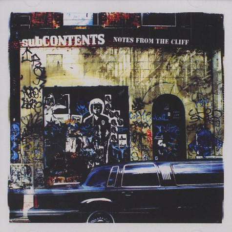 Sub Contents (Dave Dub & Persevere) - Notes from the cliff