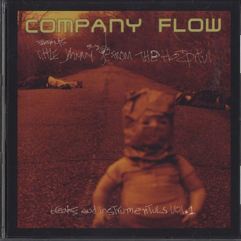 Company Flow - Presents The Little Johnny from the hospital