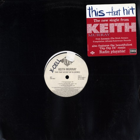 Keith Murray - This that hit