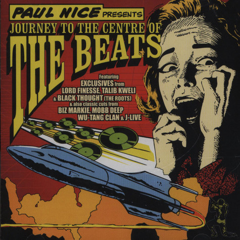 DJ Paul Nice - Journey to the centre of the beats