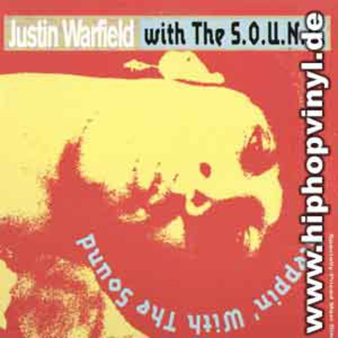 Justin Warfield - Steppin' with the sound