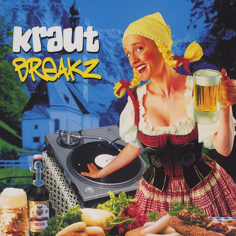 DJ Goeva, Big Duango, DJ Gunzales and Tobi Ruff presents: - Da kraut breakz