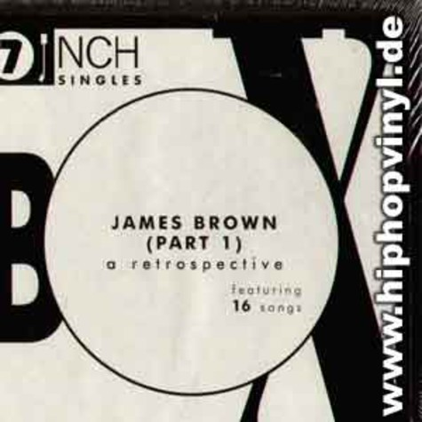 James Brown - A retrospective part 1