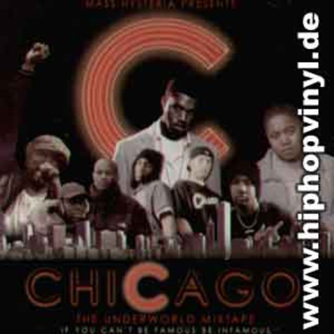 Mass Hysteria presents: - Chicago - the underworld mixtape volume 1