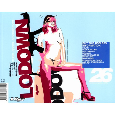 Lodown Magazine - Issue 26 may 2001