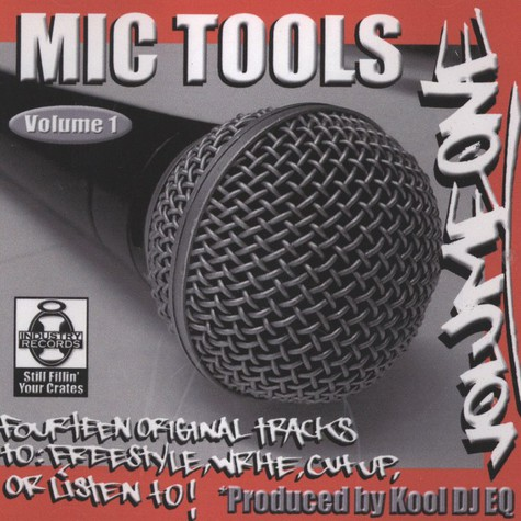 Kool DJ EQ - Mic tools vol.1