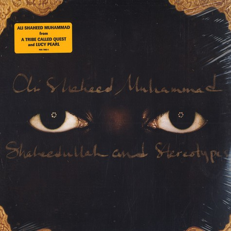 Ali Shaheed Muhammad of A Tribe Called Quest - Shaheedullah & Stereotypes