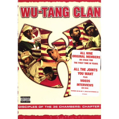 Wu-Tang Clan - Disciples of the 36 chambers: chapter 2 - wu-tang live