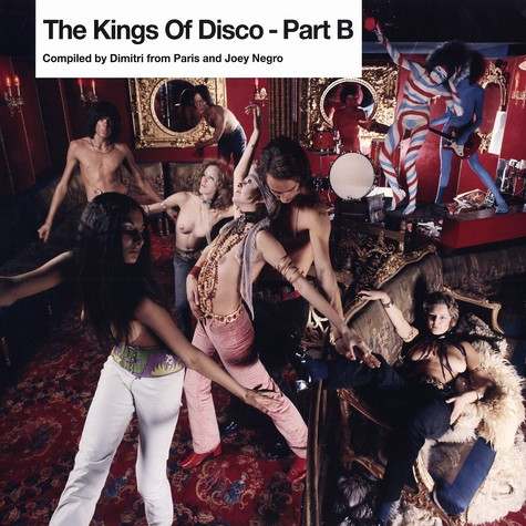 V.A. - The kings of disco - compiled by Dimitri & Joey Negro - Part B