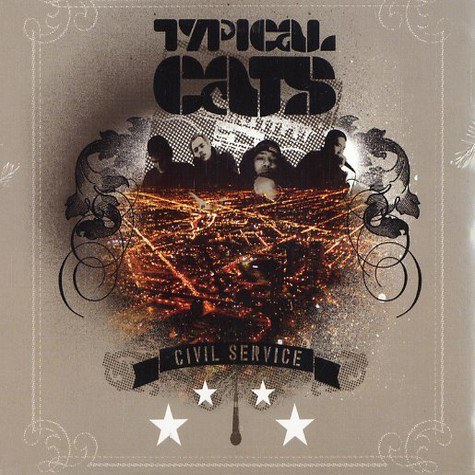 Typical Cats - Civil service