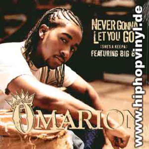 Omarion (B2K) - Never gonna let you go feat. Big Boi (Outkast)