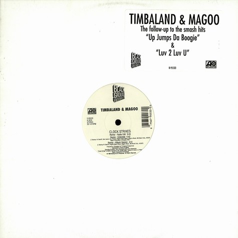 Timbaland & Magoo - Clock strikes
