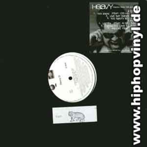 Heavy D - You know EP