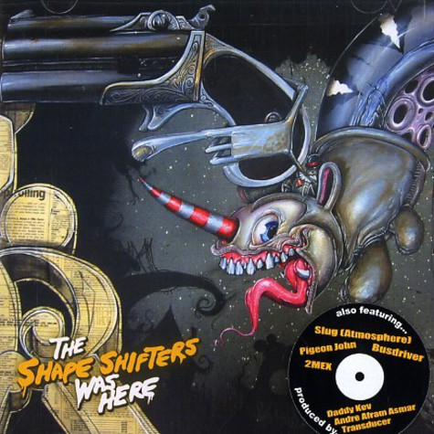 Shapeshifters - The shapeshifters was here