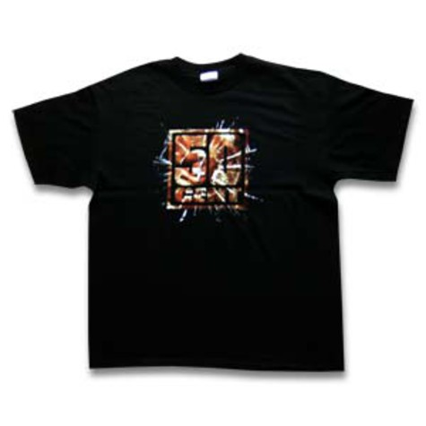 50 Cent - Photo logo T-Shirt