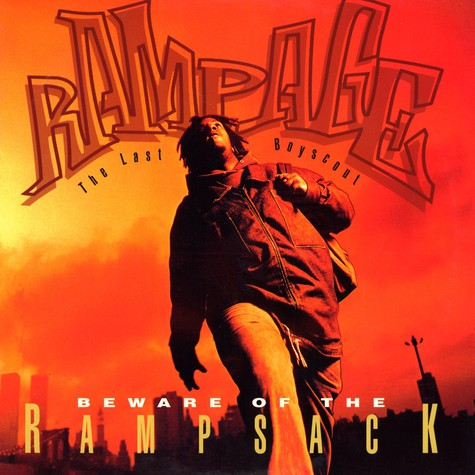 Rampage - Beware Of The Rampsack