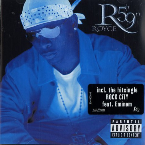 Royce Da 5'9 - Rock city