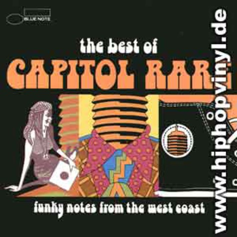 V.A. - Best of capitol rare