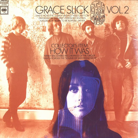 Grace Slick & The Great Society - How it was
